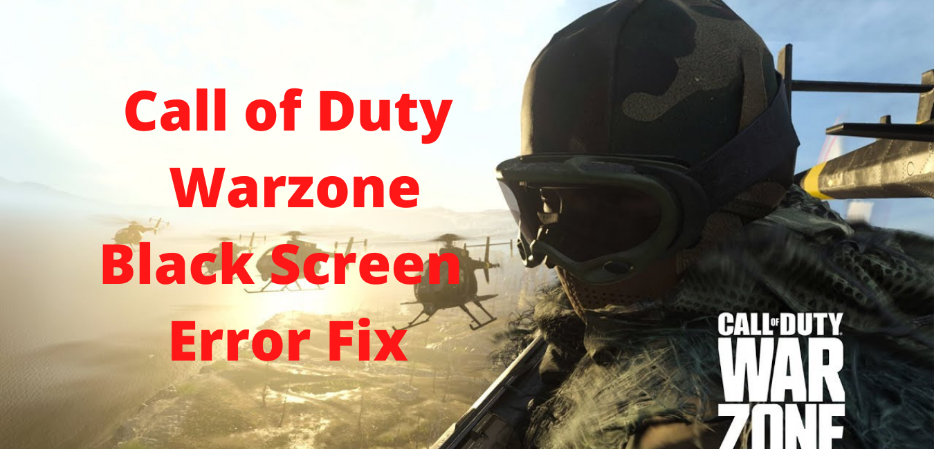 Call of duty warzone bug fix