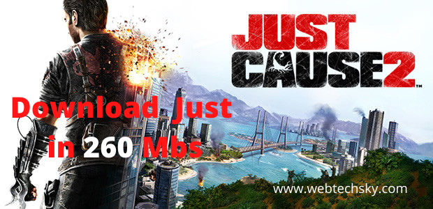 Download Just cause 2 highly compressed pc game