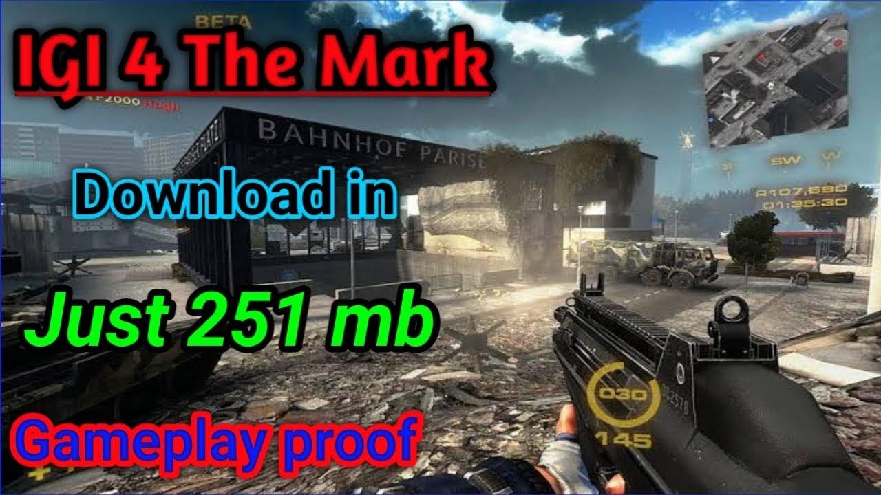 IGI 4 pc game download