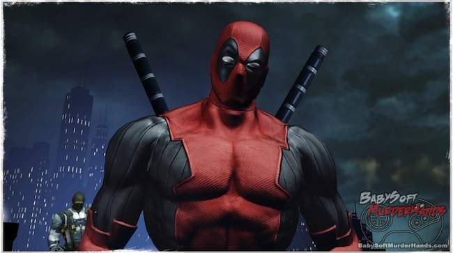 deadpool for pc game