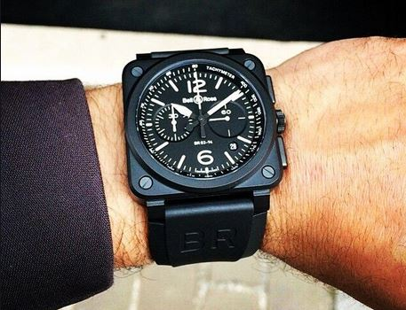 Stylish Bell & Ross Watches for Adventurous Men