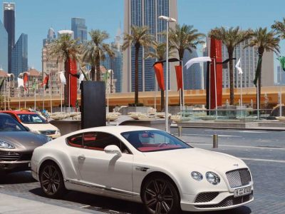 How To Rent A Car In Dubai