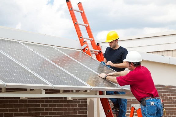 What Is Involved in the Solar Panel Installation Process