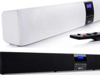 What are the benefits of using a sound bar